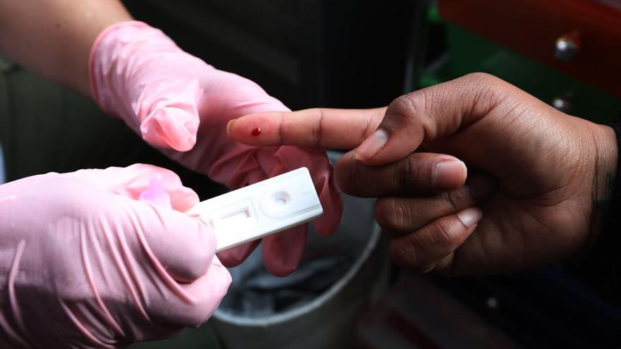 Españoles estarán en el estudio de la vacuna del VIH