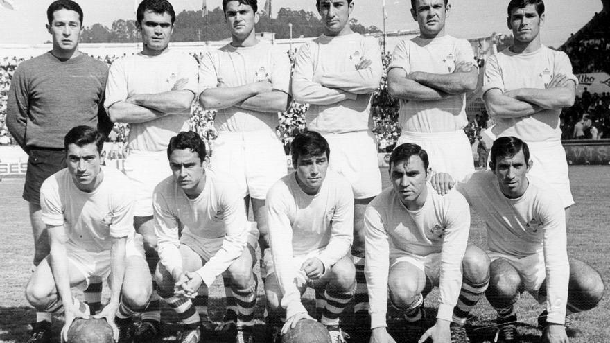 Fallece Pedro Taberner, jugador del Celta entre 1968 y 1970
