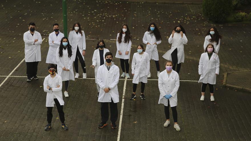 El lES Los Sauces de Benavente desarrollará tres proyectos de investigación e innovación este curso