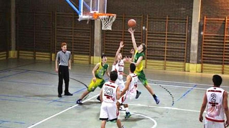 El basket regional tendrá que esperar