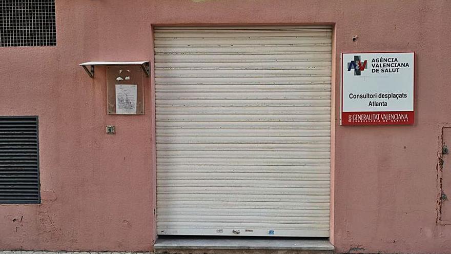 Benicàssim reclama abrir los cuatro consultorios este verano