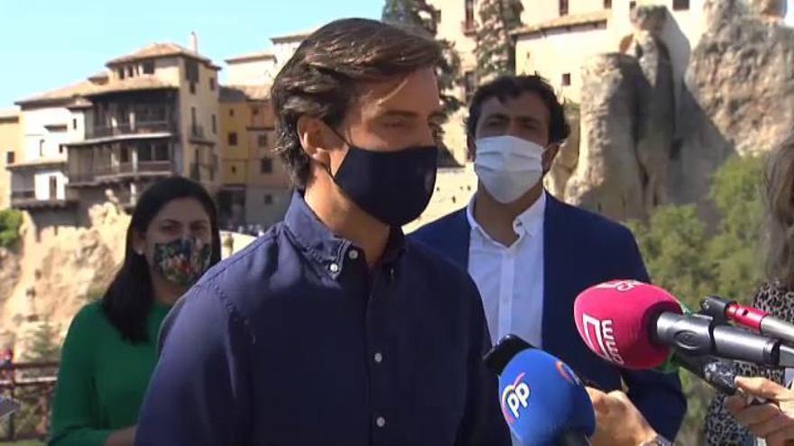 """Montesinos: """"Las informaciones nos preocupan"""""""