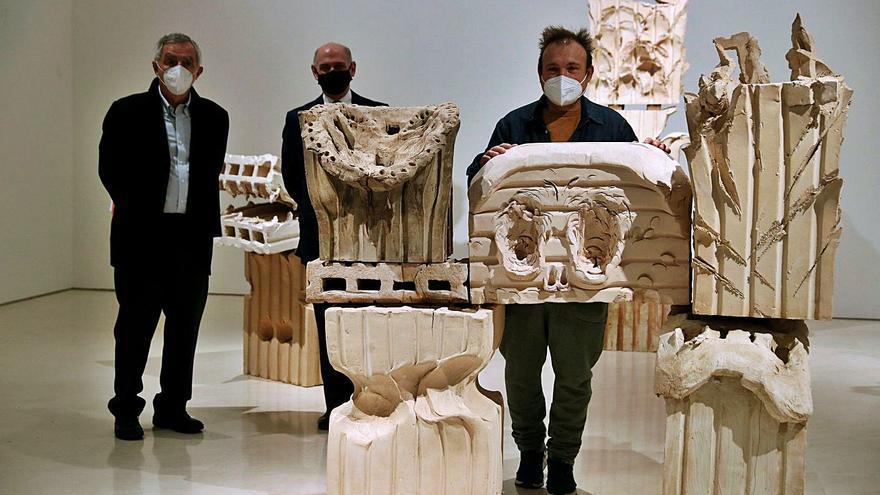 Miquel Barceló reúne un centenar de digresiones en el Museo Picasso