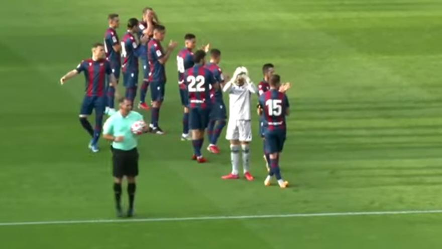 Southampton vs Levante UD, en directo