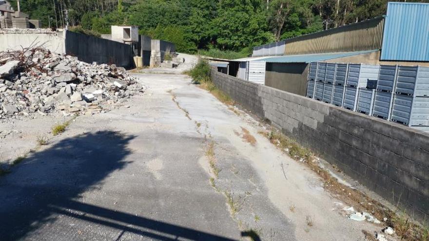 El juzgado da por concluida la demolición de la hormigonera y Luis Barros recurre