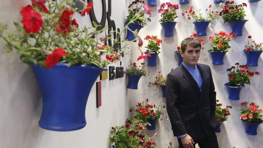 Palomo Spain, invitado de lujo en la inauguración del stand de Córdoba capital en Fitur 2021