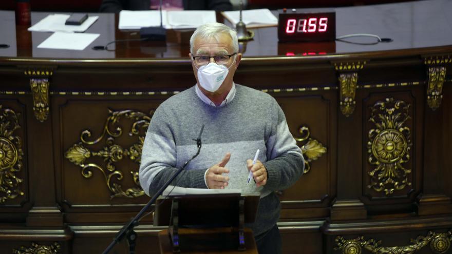 """Ribó lamenta que la decisión sobre los festivos de Fallas se adopte """"tan tarde"""""""
