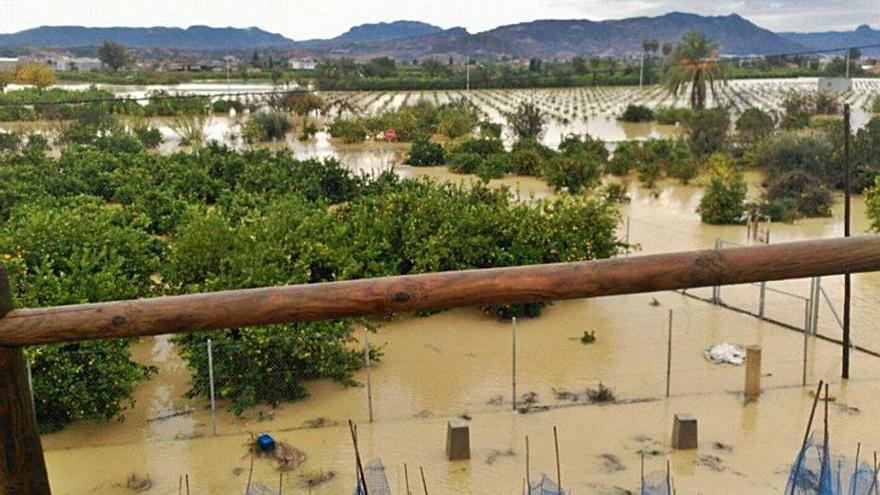 CHS analizará el estado de las aguas de la rambla de Tabala