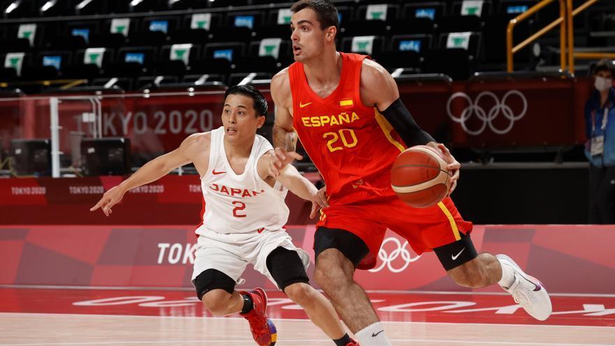 Baloncesto | España - Argentina, en directo