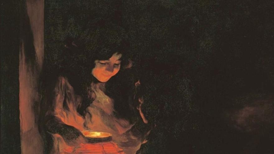 Pintar la luz. Maestros catalanes de la Colección Carmen Thyssen