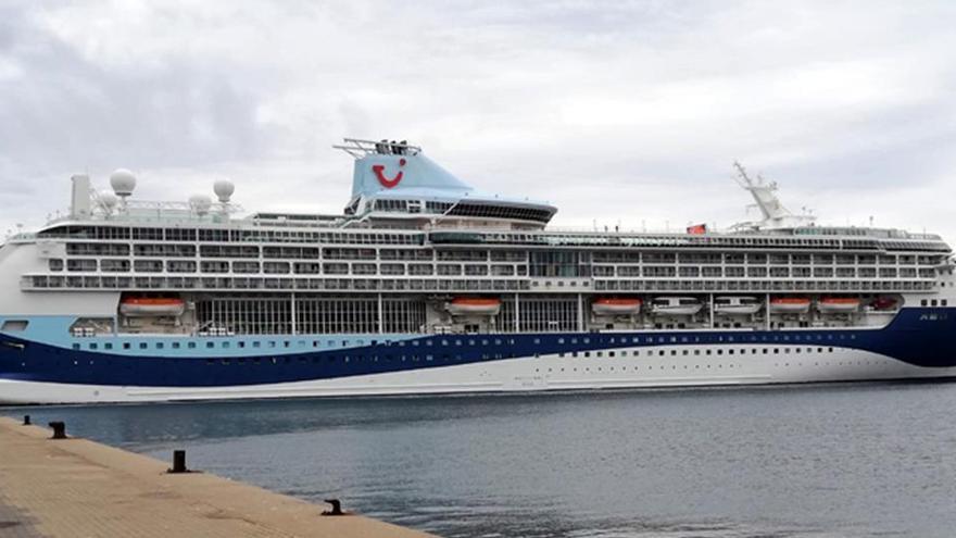 La cancel·lació de creuers al port de Palamós suposarà la pèrdua de més d'un milió d'euros