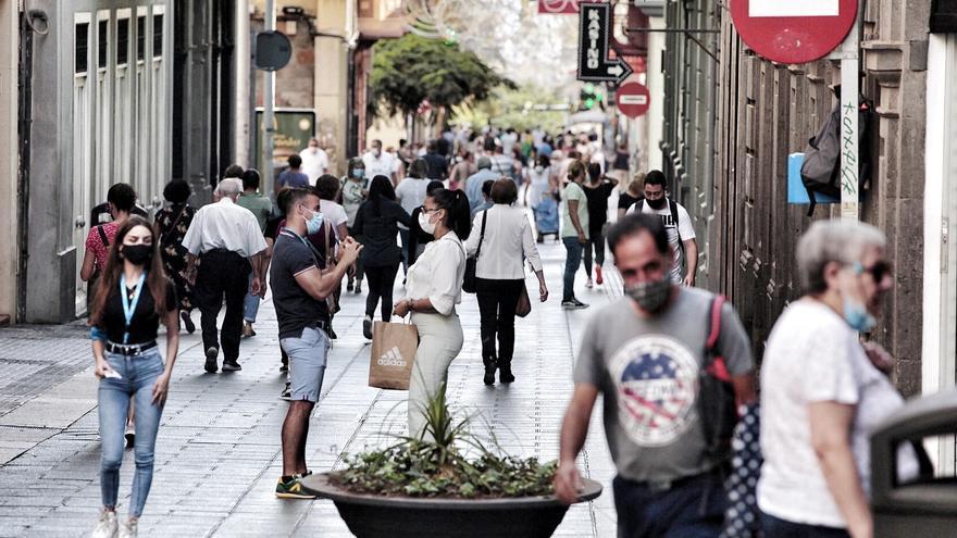 Santa Cruz instalará 20 cámaras para controlar la densidad peatonal en las calles