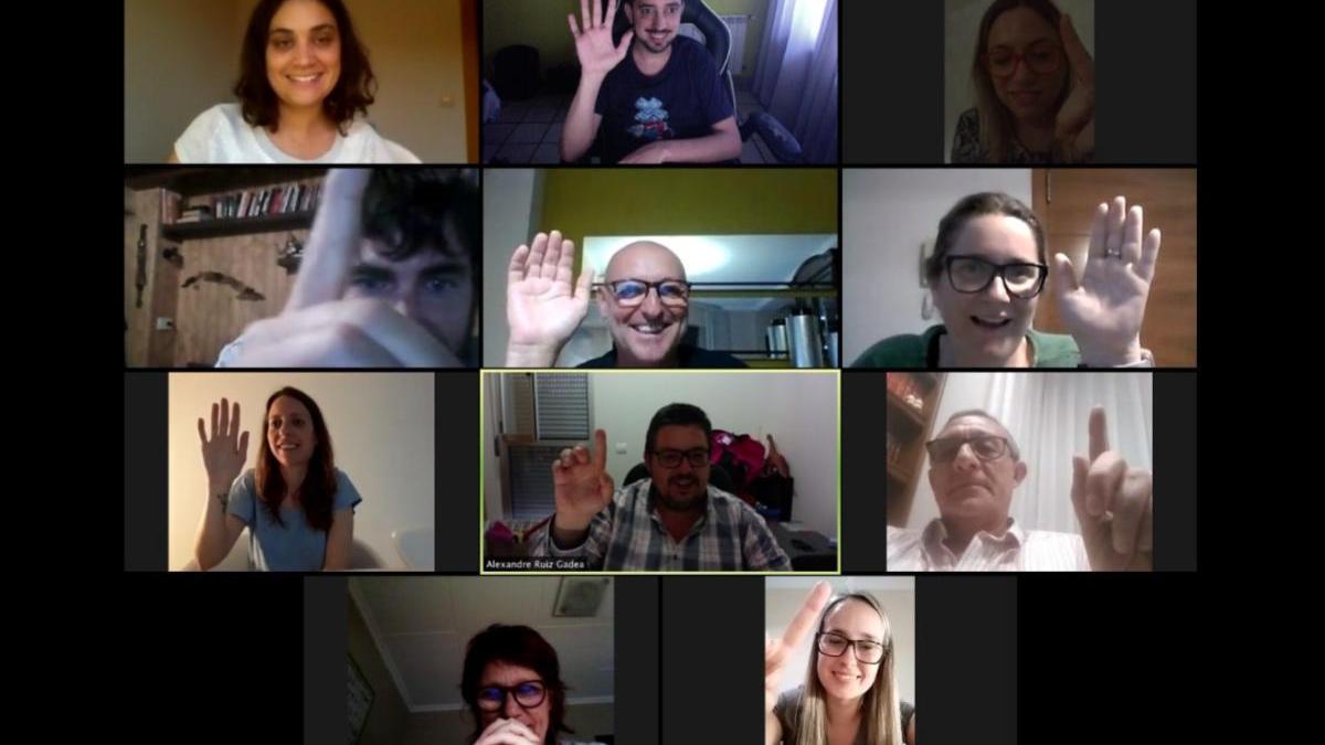 La reunión telemática del Consell de Participació Ciutadana de Bellreguard