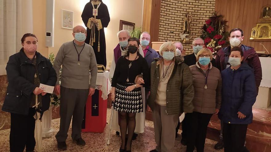 El Viernes de Dolor y el Domingo de Ramos marcan el arranque de la Semana Santa en Burjassot