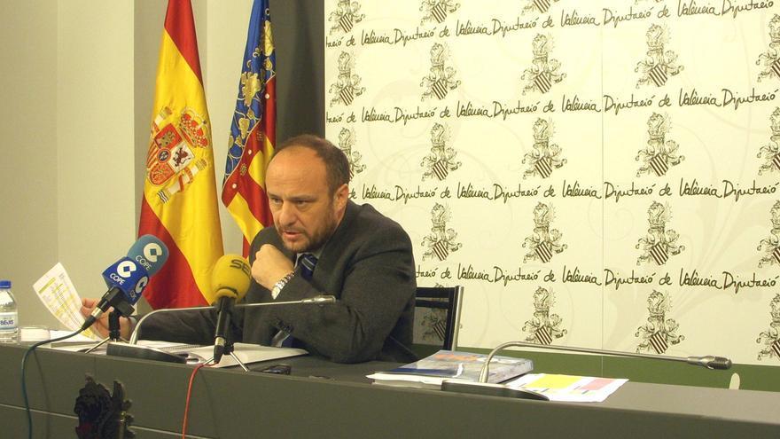 Rafael Rubio, destituido de manera fulminante como subdelegado del Gobierno en Valencia