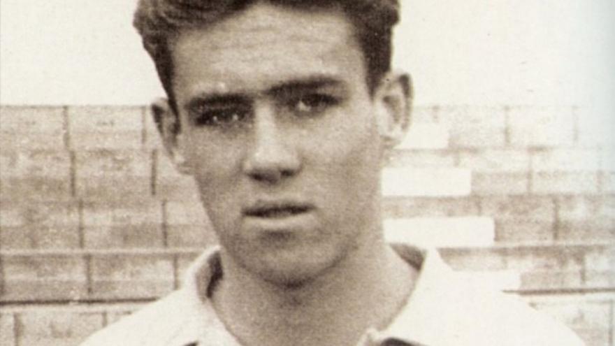 Sentido adiós a Colacho Sacaluga, uno de los primeros juveniles de la UD Las Palmas
