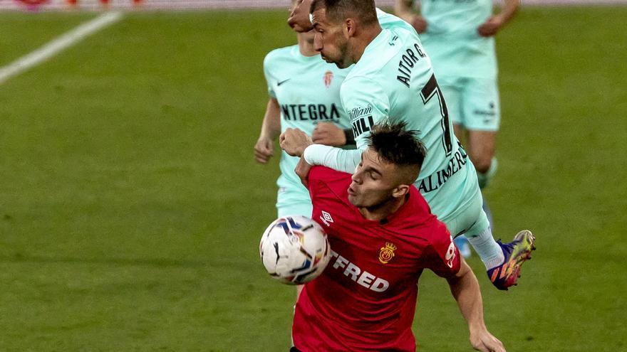 La opinión del Mallorca-Sporting: la clasificación, para otro día