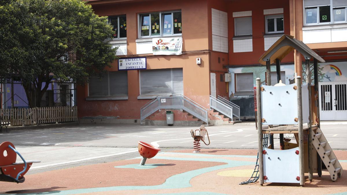 Escuela infantil Zorrilla.