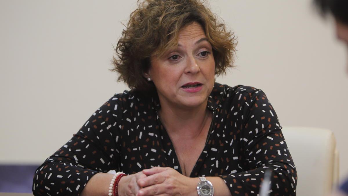 Mª Amparo Canals, alcaldesa de Benigànim.