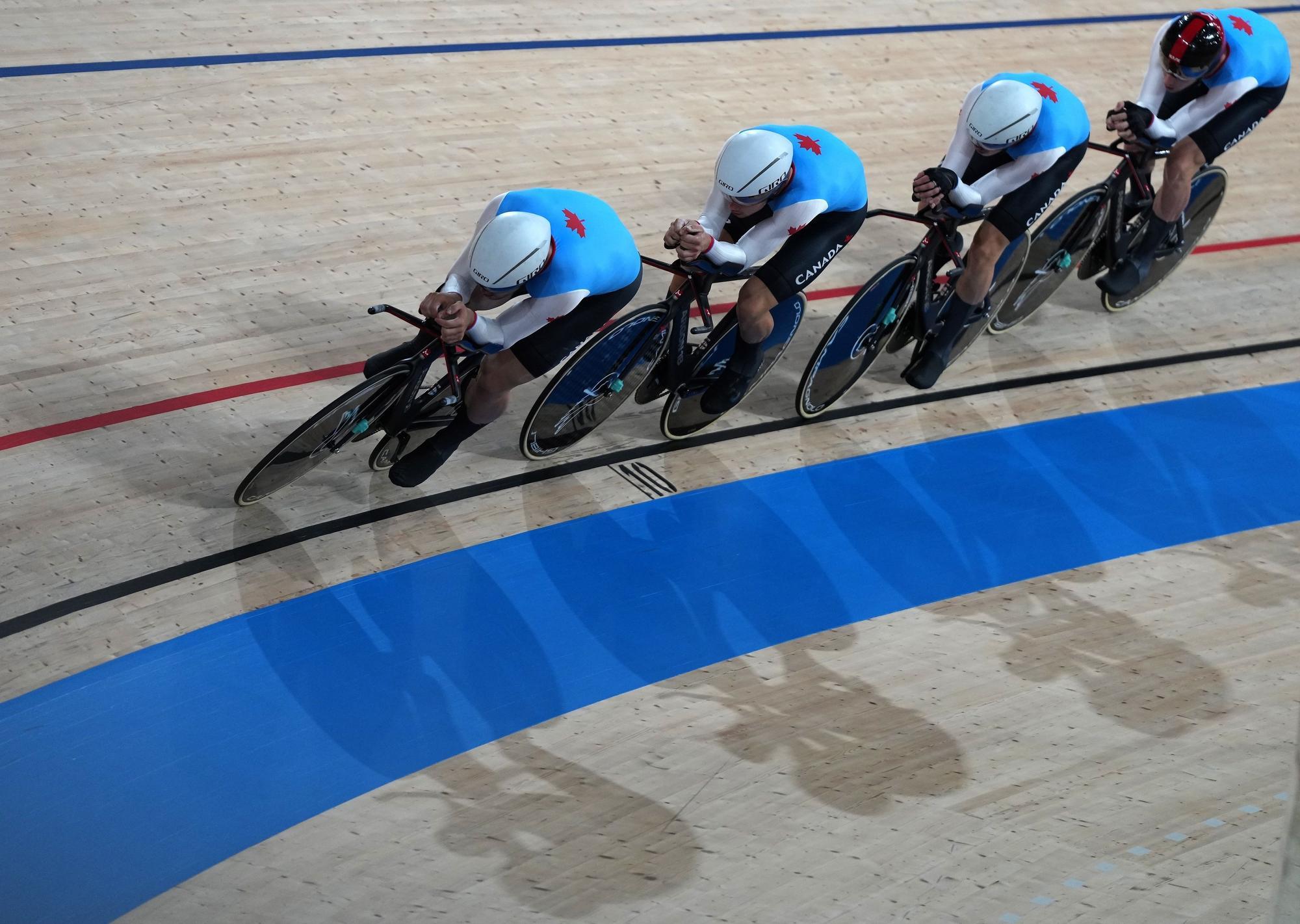 Las mejores imágenes del martes 3 de agosto en los Juegos Olímpicos