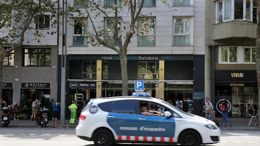El paradero del presunto parricida de Barcelona sigue siendo todavía un misterio