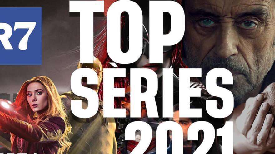 Les 10 sèries que no et pots perdre aquest 2021