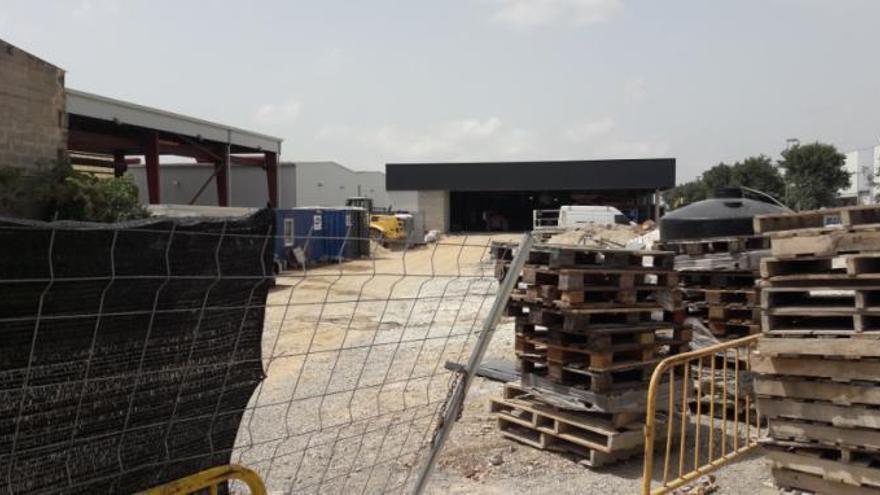 Neue Aldi-Filiale in Campos eröffnet im August