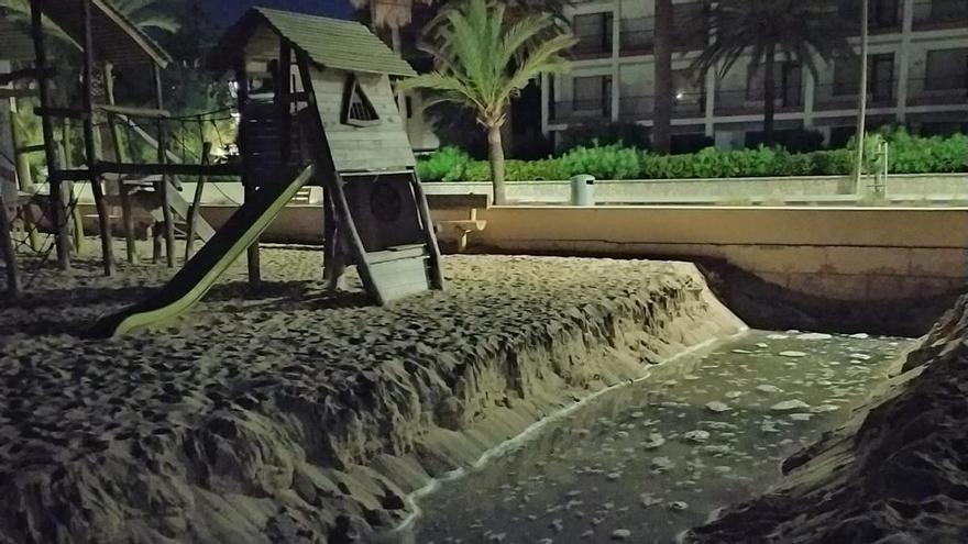 Los hoteleros de Pollença exigen soluciones a los vertidos fecales