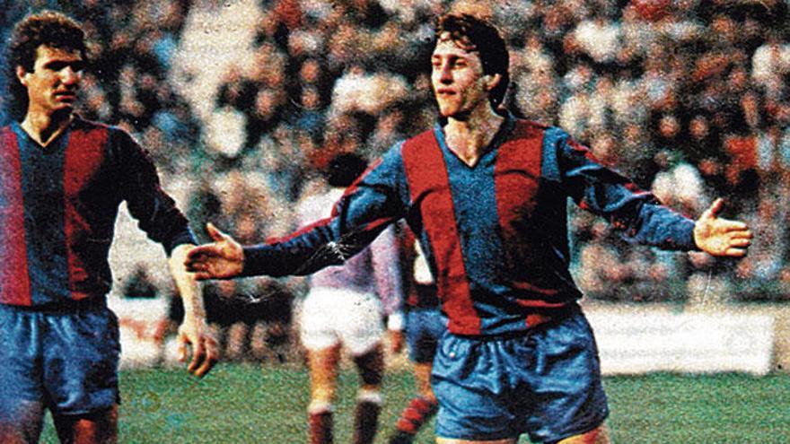 Was Johan Cruyff mit dem Gegner von Real Mallorca zu tun hat