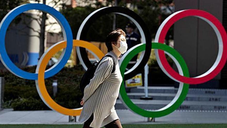 Els Jocs de Tòquio, ajornats