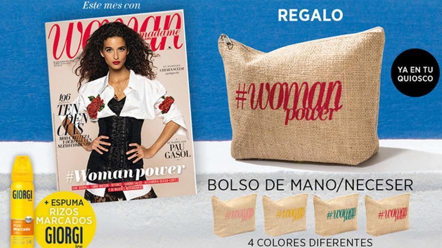 El número de septiembre de Woman Madame Figaro llega al quiosco con dos regalazos