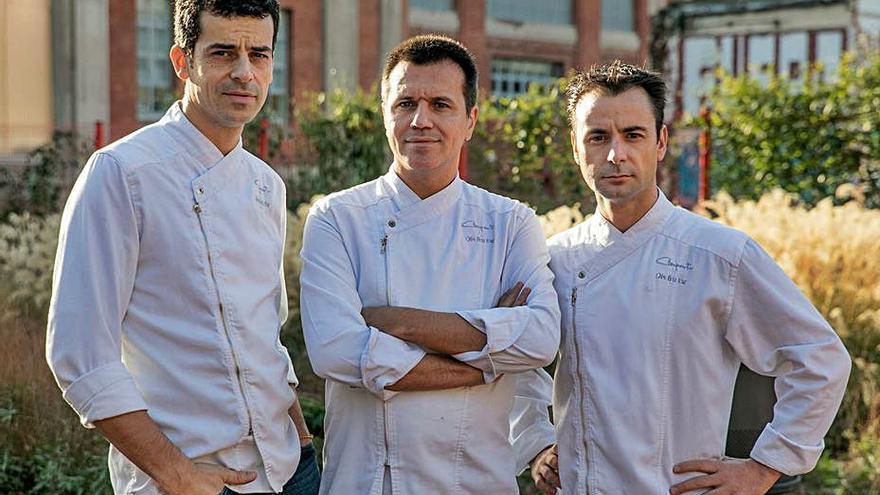 Els tres cuiners del Compartir rebran l'Anxova d'Or de l'Escala