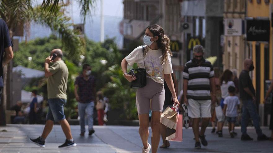 Tenerife registra 28 casos Covid este miércoles