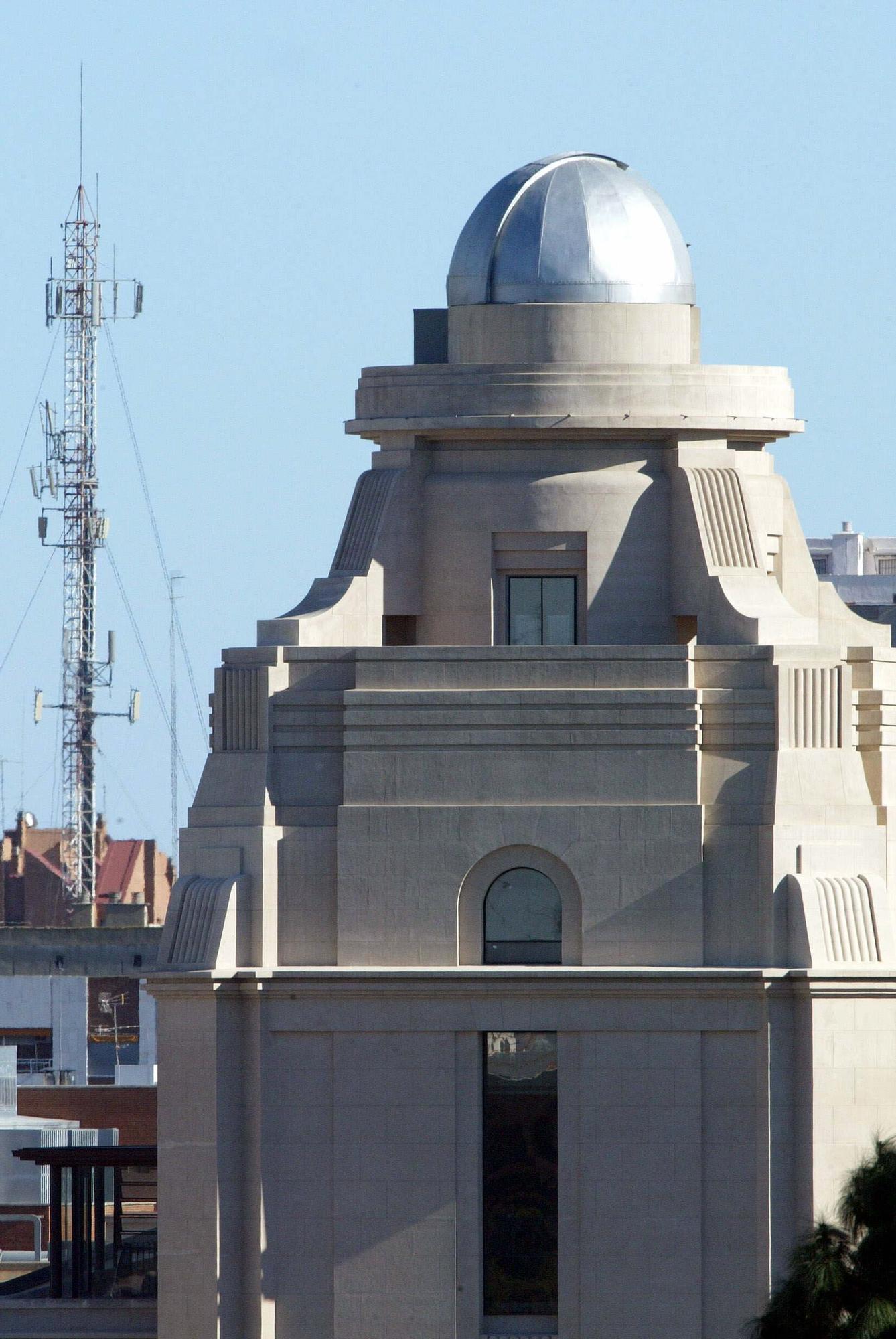 Cúpulas que adornan la ciudad de València