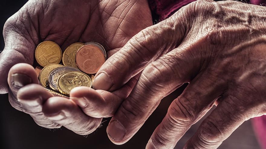 El coste de las pensiones en Galicia supera por primera vez los 9.000 millones