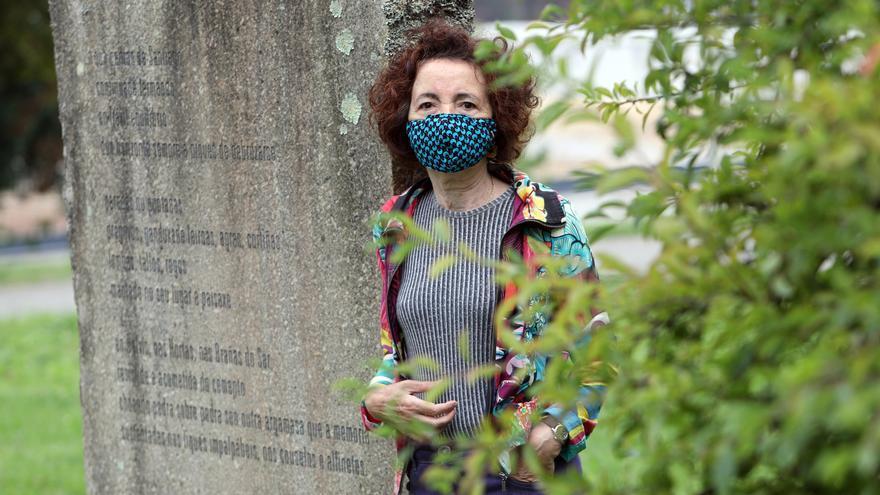 Marilar Aleixandre con 'As malas mulleres' gana el Premio Blanco Amor de novela