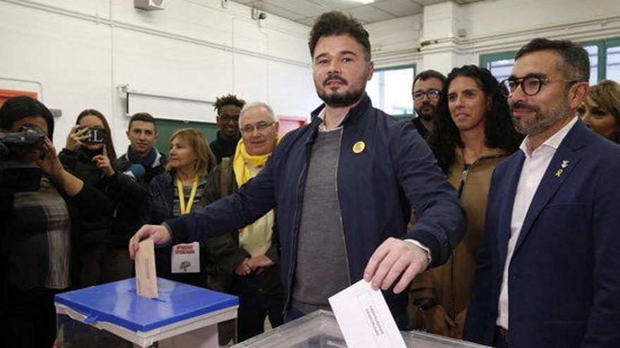L'independentisme suma 23 diputats, Cs cau, i PPC i Vox doblen escons a Catalunya