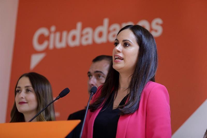 Vidina Espino (Ciudadanos, Parlamento de Canarias)