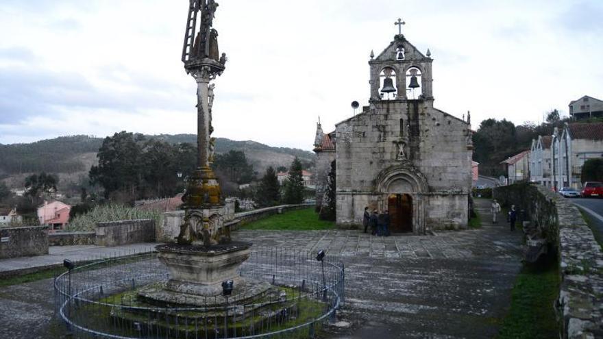 A ampliación da igrexa do Hío: o crego e o mestre canteiro (I)
