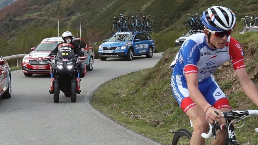Ganador de la etapa 17 de la Vuelta: David Gaudu