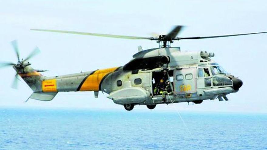 17 muertos y tres supervivientes en un cayuco a la deriva al sur de El Hierro