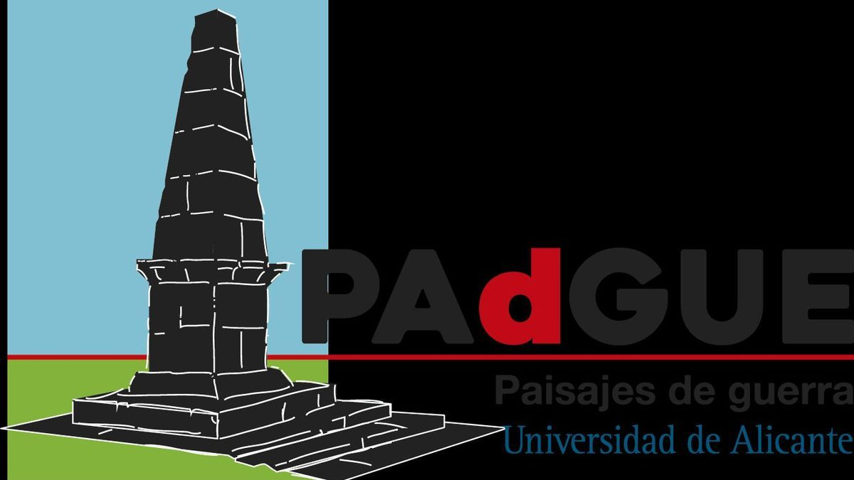 Logo de la nueva app para hacer turismo cultural sobre los paisajes de la guerra