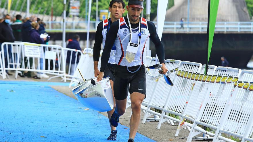 Deportistas de diez países, con la ausencia de España, entre otros, participarán en el Europeo de maratón, que arranca el jueves, en Moscú (Rusia)