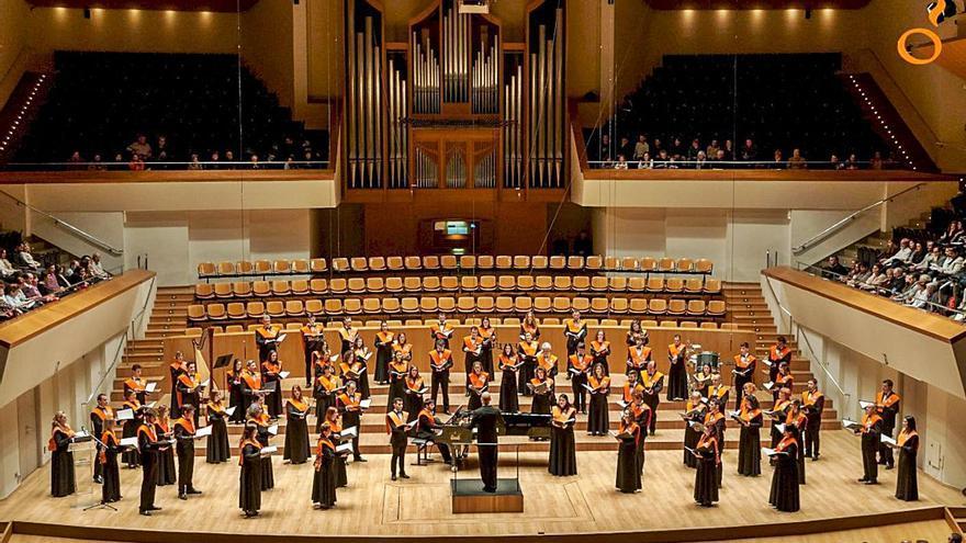 Les formacions universitàries oferiran Concerts de Nadal