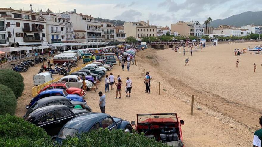 27ena Concentració de Clàssics a Tossa de Mar