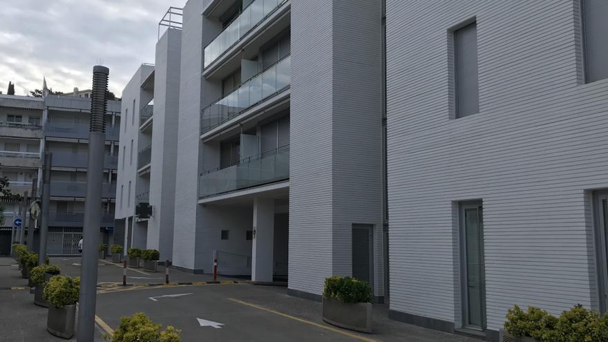 Tossa de Mar recupera 101 aparcaments situats al soterrani de l'edifici Àncora