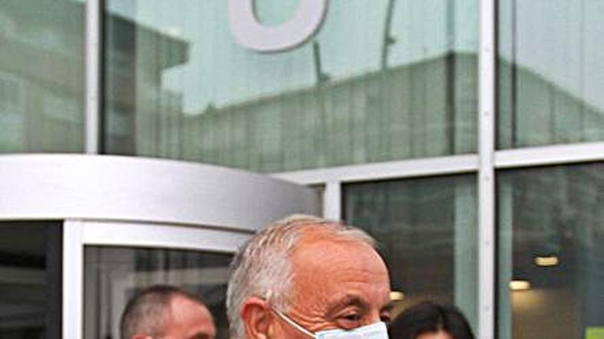 """El exsecretario de O Carballiño: """"Nadie me dijo a quién había que contratar"""""""
