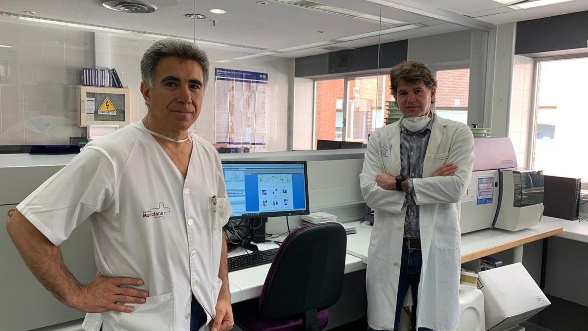 Los doctores Minguela y Bernal dirigen uno de los proyectos aprobados