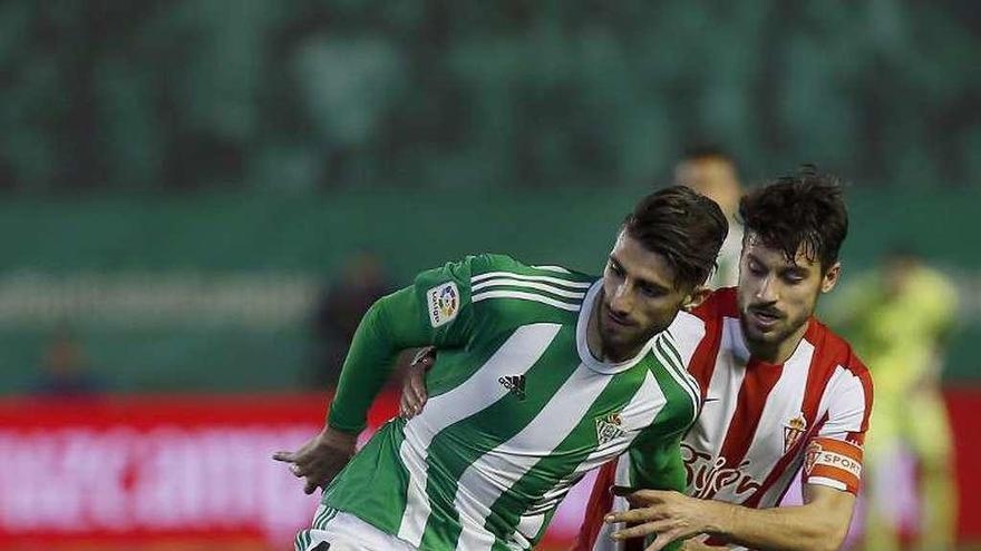 Betis y Sporting firman un empate que sirve de poco a ambos