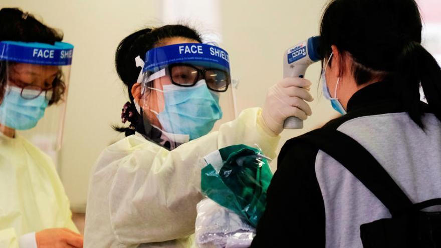 La xifra de víctimes mortals pel coronavirus ja són 361